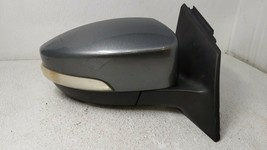 2012-2014 Ford Focus Passenger Right Side View Power Door Mirror Gray 96266 - $159.40
