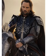 VIGGO MORTENSEN AUTOGRAPHED SIGNED 11x14 ARAGORN PHOTO w/COA Lord of The... - £97.62 GBP