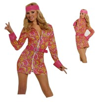 Retro Hippie Costumes - $39.98