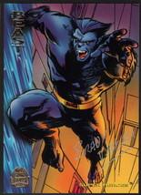 Brad Vancata SIGNED X-Men Art Trading Card ~ Beast 1994 Marvel Universe  - $16.82