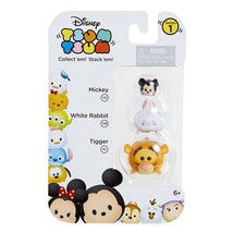 Disney Tsum Tsum Stackable Collectible Figures Series #1 Mickey Rabbit Tigger - $3.95