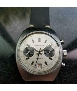 Mens Breitling Datora Ref 592 38mm Manual Wind 1960s Chronograph Vintage... - $3,069.00