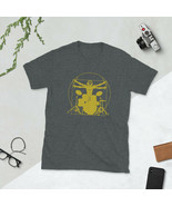 Davinci Drums Short-Sleeve Unisex T Shirt Funny Rock Drummer Tee Band Dr... - $15.84+
