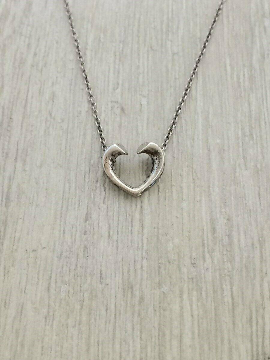 8f3a240e1 Tiffany & Co. Heart Necklace / SV925 / and 50 similar items. S l1600