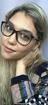 New BURBERRY B 4522-F 3624 54mm Gray Havana Rx Women's Eyeglasses Frame #1 - $149.99