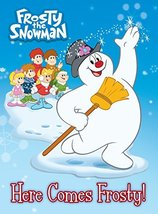 Here Comes Frosty! (Frosty the Snowman) (Board Book) [Board book] Random... - $5.79
