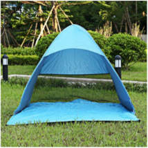 Outdoor Beach Tent Automatic Pop Up Instant Portable Foldable UV Protect... - $38.99