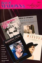 Madonna 362 (Easy ABC Music for All Keyboards No 362) Madonna and Hal Le... - $9.90