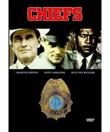 Chiefs (1983) - Charlton Heston, Keith Carradine, Stephen Collins ALL R DVD - $16.90