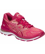 Asics Gel-Nimbus 20 Running shoes Bright-Rose Pink/Apricot [T850N-2121] ... - $84.88