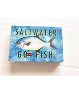 Saltwater Go Fly Fish Card Game Inkstone Fishing Lures - $9.89
