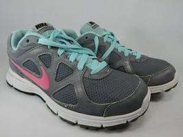 Nike Revolution Taglia US 8 M (B) Eu 39 Scarpe da Corsa Donna Grigio 488148-002 - $24.94