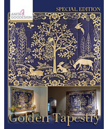 Anita Goodesign Embroidery Machine Designs CD  GOLDEN TAPESTRY (CD ONLY)... - $98.01