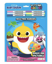 Bendon Baby Shark Imagine Ink Marker Book NEW IN STOCK - $7.91