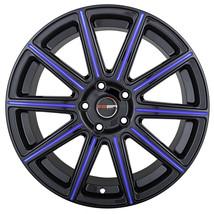4 MOD 18 inch Black Blue Mill Rims fits FORD TAURUS X 2008 - 2009 - $649.99