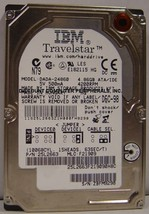 4.8GB 2.5IN IDE 12MM Drive IBM DADA-24860 Tested Free USA Ship Our Drives Work