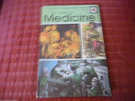 Vintage 1972  Lady Bird Book The Story Of Medicine Series 601 - $7.77