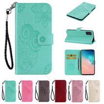 K103) Leather wallet FLIP MAGNETIC BACK cover Case for Samsung Galaxy - $61.90