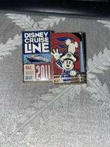 disney trading pin cruise line 2011 magic wonder dream ship boat trip vacation - $48.26