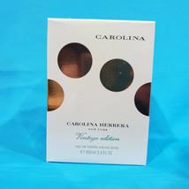 Carolina Vintage Édition Par Herrera 3.4 oz 100 ML Eau de Toilette Spray - $94.41