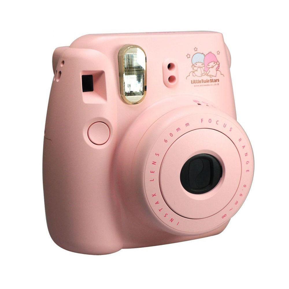 Little Twin Stars FujiFilm Instax Mini 8 Instant Photos Films Polaroid Camera