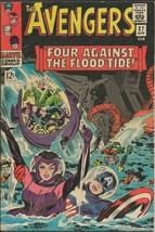 Avengers #27 ORIGINAL Vintage 1966 Marvel Comics Scarlet Witch Captain A... - $79.19