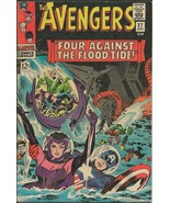 Avengers #27 ORIGINAL Vintage 1966 Marvel Comics Scarlet Witch Captain A... - $79.19