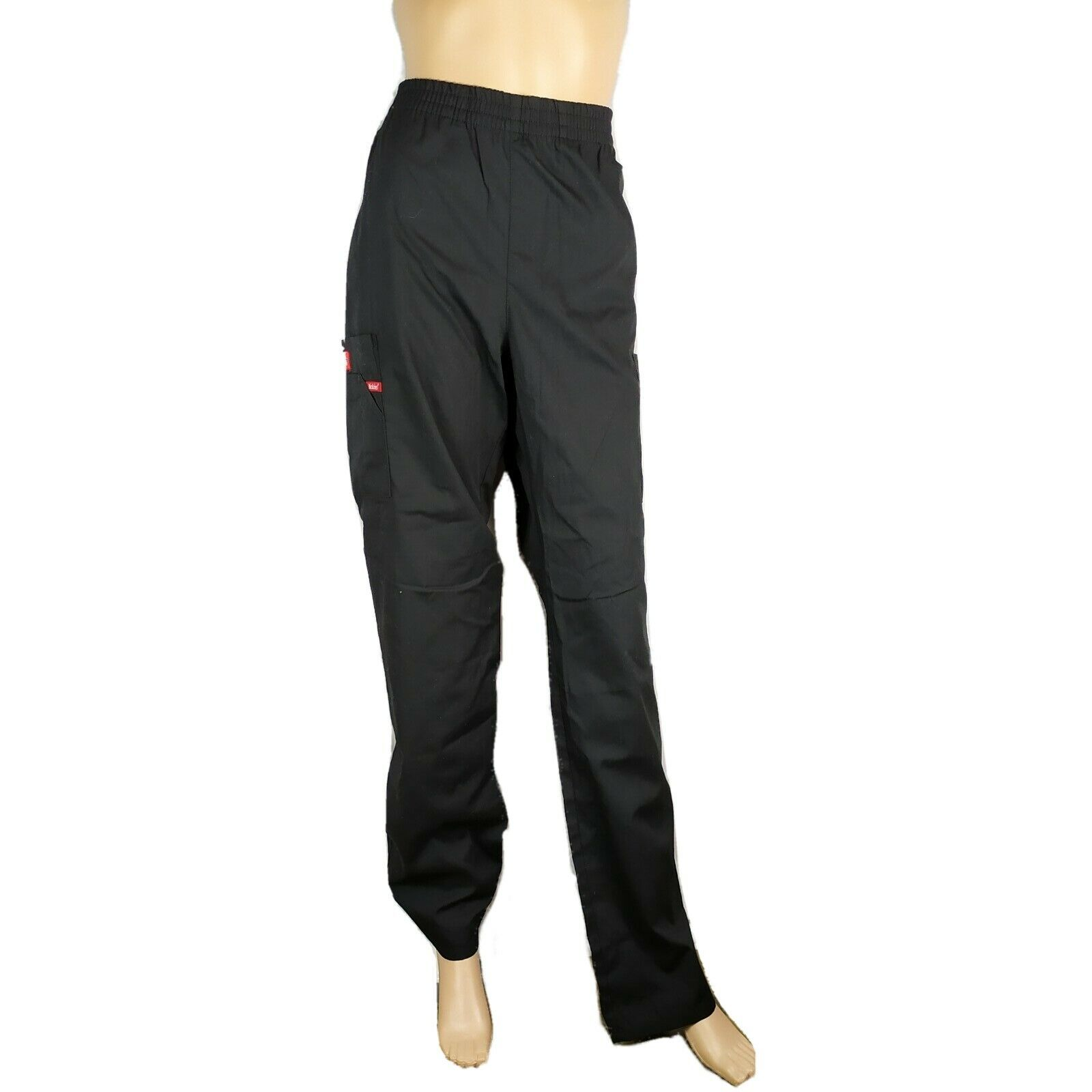 Primary image for Dickies M Tall Black Scrub Cargo Pants