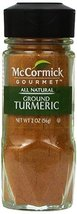 McCormick Gourmet Collection Ground Turmeric 2oz. - $13.81