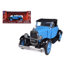 1928 Chevrolet Roadster Blue 1/32 Diecast Model Car by New Ray NR55013 - $27.71