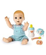 Luvabeau Interactive Talking Baby Doll with Expressions & Movement, Ages... - $135.02