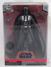 Star Wars Elite Series DARTH VADER Die Cast Action Figure, Disney Store - $39.55