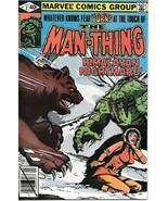 Man-Thing Comic Book Volume 2 #2 Marvel Comics 1980 VERY FINE - $3.99