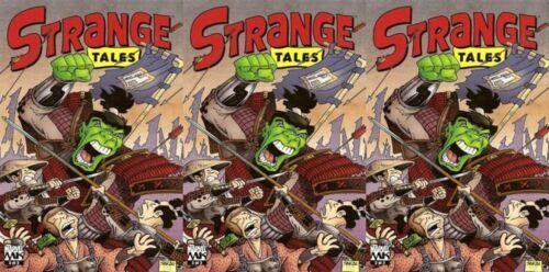 Strange Tales #3 Volume 1 (2009-2010) Marvel Comics - 3 Comics - $10.39