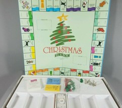 Christmas in a Box Board Game Late For the Sky Co. Ages 8+ Holiday Complete - $24.24