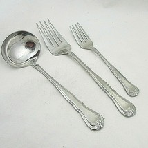 Gorham Silver glossy stainless flatware JOLIE YOUR CHOICE - $4.75+