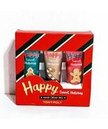 Tony Moly Happy Sweet Holiday Hand Butter Trio - $19.34