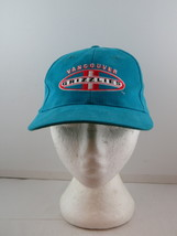 Vancouver Grizzlies Hat (VTG) - Oval Logo by Sports Specialties - Adult Snapback - $65.00