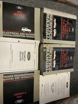 1995 ford f-150 f250 f-250 350 bronco truck service shop repair manual - $218.48