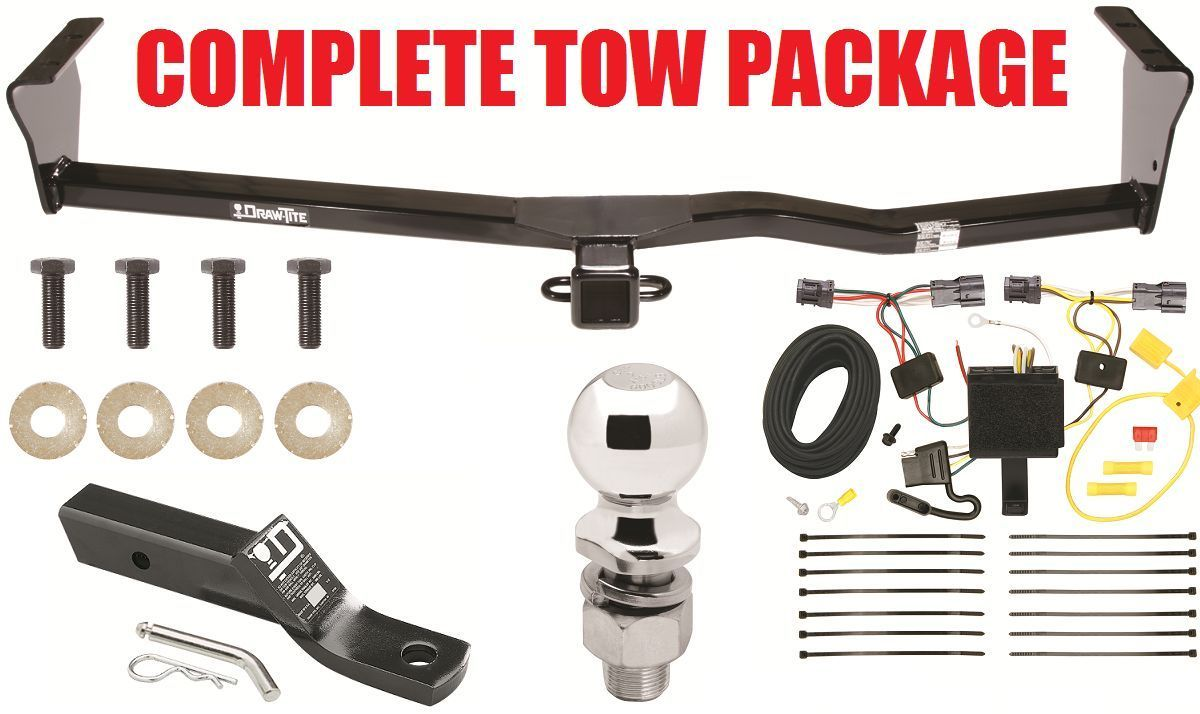 Kia Trailer Hitch Package 15 Listings For Sorento 11 13 Complete Fits W O Factory Tow 20690