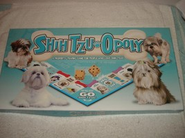 SHITZY-OPOLY Dog Monopoly Board Game 100% Complete - $26.99