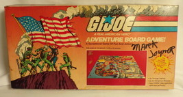 ORIGINAL Vintage 1982 Hasbro GI Joe Adventure Board Game - $18.49