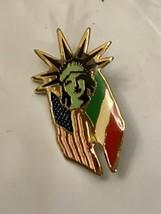 Vintage Liberty  Island Pin 1984 - $9.90