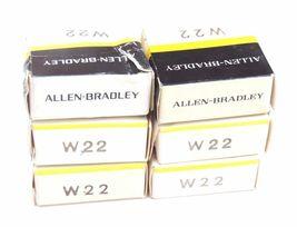 LOT OF 6 NIB ALLEN BRADLEY W22 HEATER ELEMENTS image 3