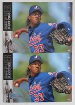 Pedro Martinez - HOF - 1994 Upper Deck Electric Diamond 2X - #318 - Fast... - $1.97