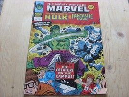 Mighty World of Marvel  #313  Sept 27   1978  UK   Excellent Condition - $6.43