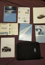 2008 Ford Taurus OEM Owner Owner's Manual & Supplemental Documents with OEM Case - $18.43