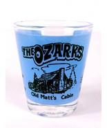 """The Ozarks Branson MO Old Matt's Cabin Hillbilly 2.25"""" Collectible Shot ... - $7.57"""