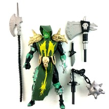 "Mcfarlane Toys Total Chaos The Conqueror 6"" Action Figure Loose Complete - $12.82"