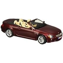 BMW M6 Cabrio 1/18 - BLUE - Diecast Detailed Replica - $113.13